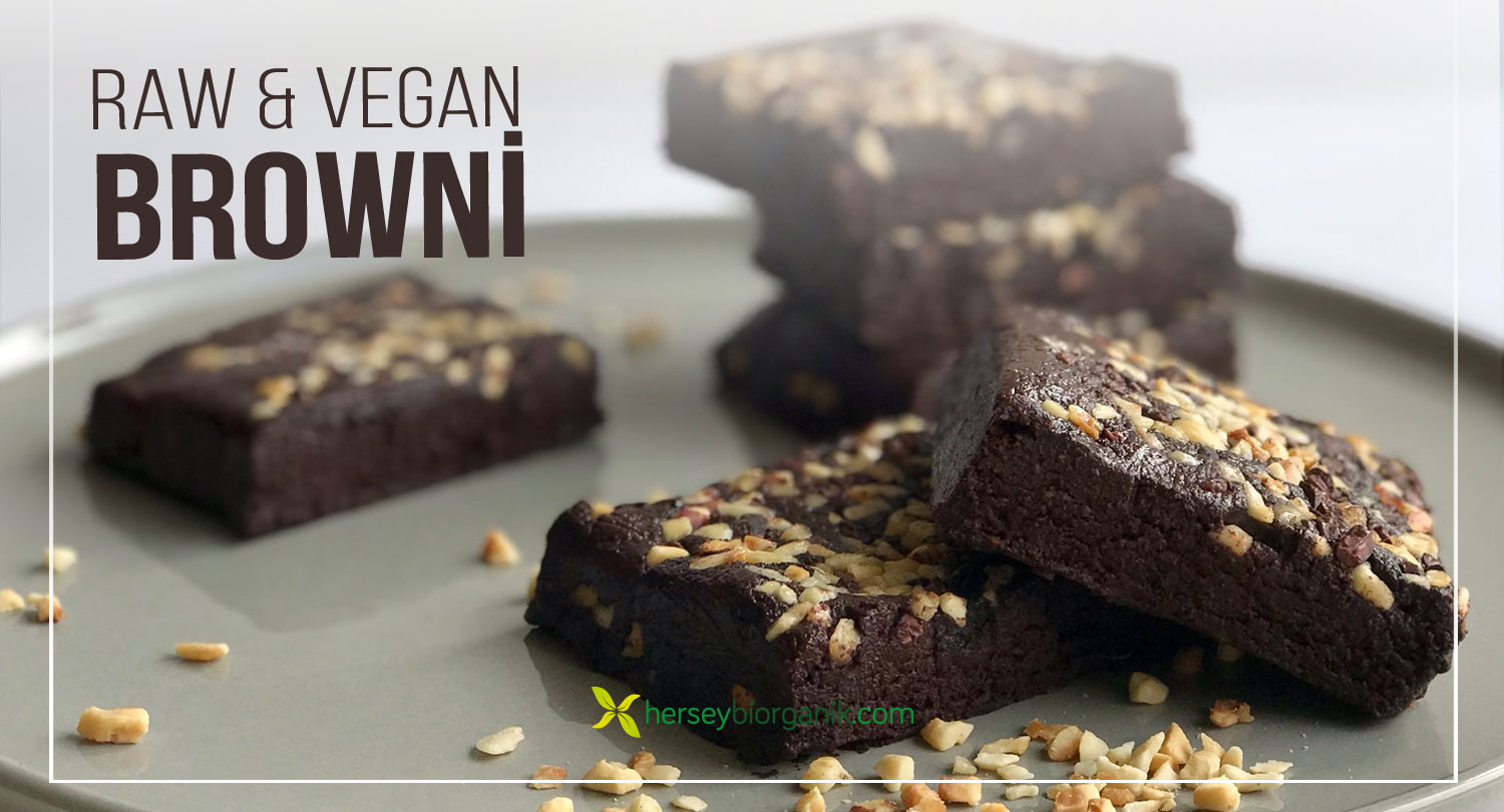 VEGAN BROWNİ