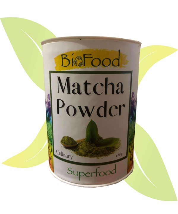 Organik Matcha Powder